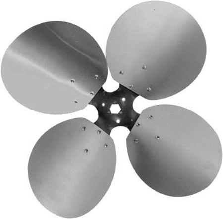 Picture for category 4-Blade Propellers - Free Air