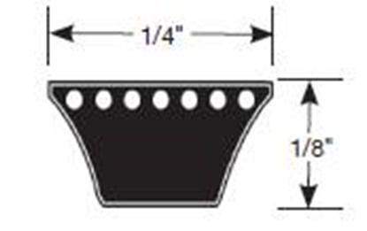 Picture of 2L Belt - 2L170