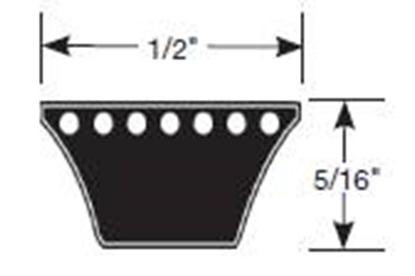Picture of 4L Belt - 4L150