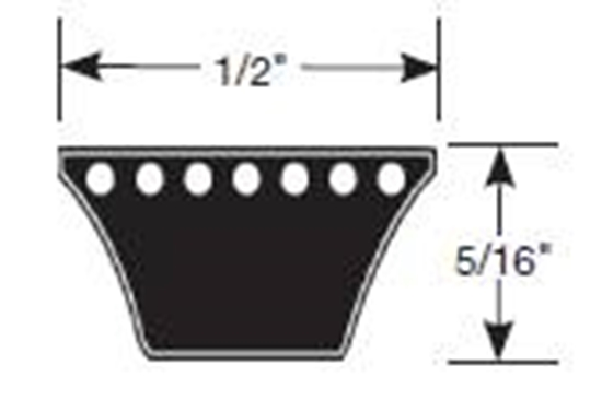 Picture of 4L Belt - 4L570