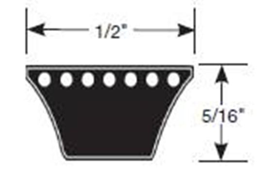 Picture of 4L Belt - 4L740