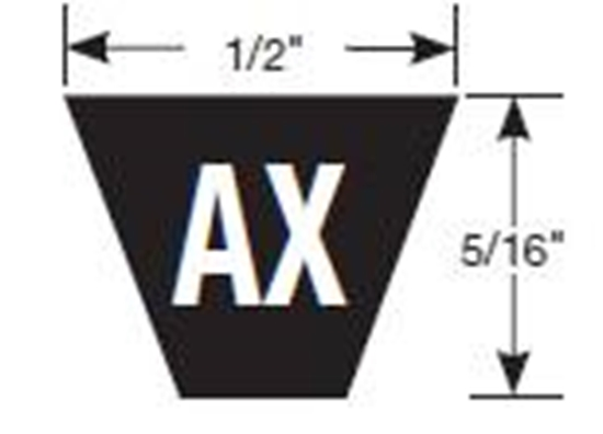 Picture of AX Belt - AX62