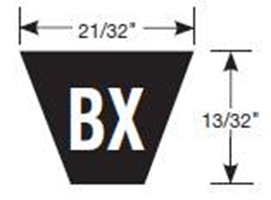 Picture of BX Belt - BX55