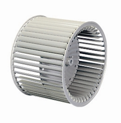 Picture of Double Inlet, Direct Drive Blower Wheel DD 9-6A