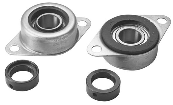 Picture of Flange Ball Bearings 3/4""