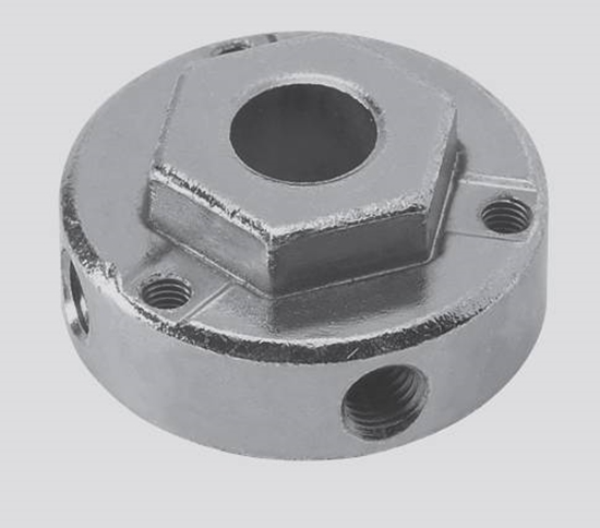 "Picture of Interchangeable Hub 1/4"" Bore"