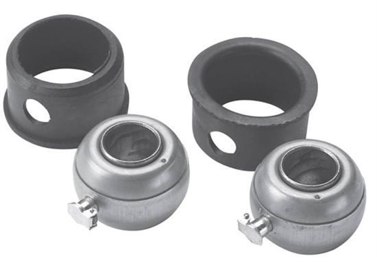 Picture of Lau Oil Type Sleeve Bearings with Insulator 3/4""