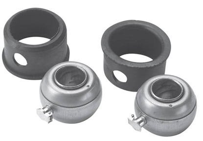 Picture of Lau Oil Type Sleeve Bearings with Insulator 1""