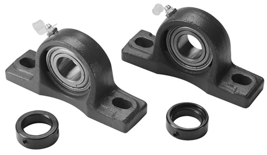 """Picture of Pillow Block Ball Bearings 1 3/16"""""""