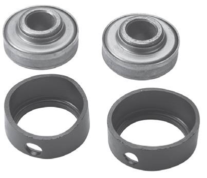 Picture of Sleeve Sealed Type Bearings With Insulator 3/4""