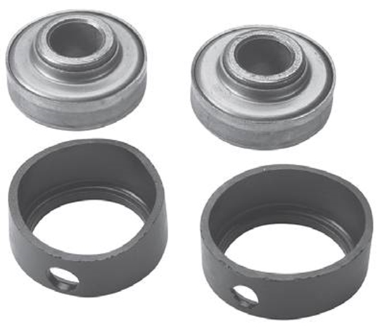 Picture of Sleeve Sealed Type Bearings With Insulator 1""