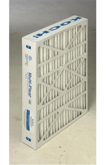 Picture of Koch Multi-Pleat Series HW 20X25X5 Filter
