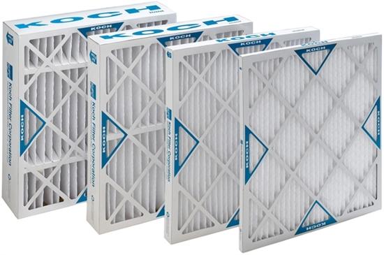 Picture of Koch Multi-Pleat XL8™ HC 25X25X1 Filter