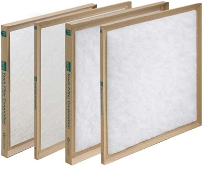 Picture of Koch C&I Fiberglass Panel 20X20X1 Filter