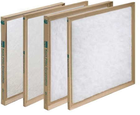 Picture for category Koch Commercial & Industrial Fiberglass Panel Filters